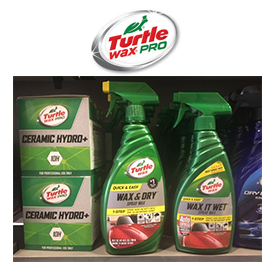 TURTLE WAX  CAR CARE PRODUCTS-2 IN UAE