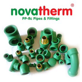 NOVATHERM PPR PIPES & FITTINGS UAE