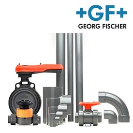 GEORGE FISHER PVC HP FITTINGS UAE