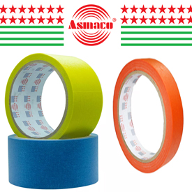 ASMACO AUTOMOTIVE MASKING TAPES UAE