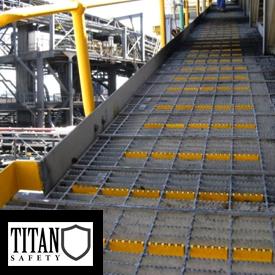 TITAN SAFETY GRATING & STAIR TREAD IN UAE