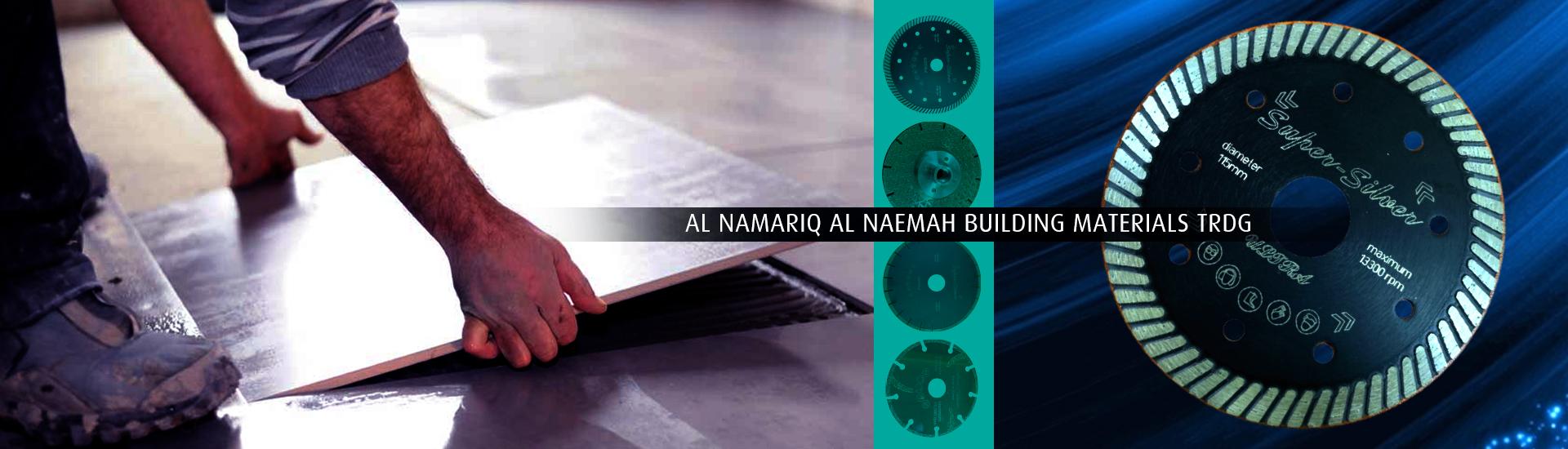 AL NAMARIQ AL NAEMAH BUILDING MATERIALS TRDG