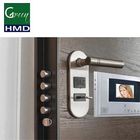 SECURITY DOORS & FRAMES MANUFACTURERS IN UAE