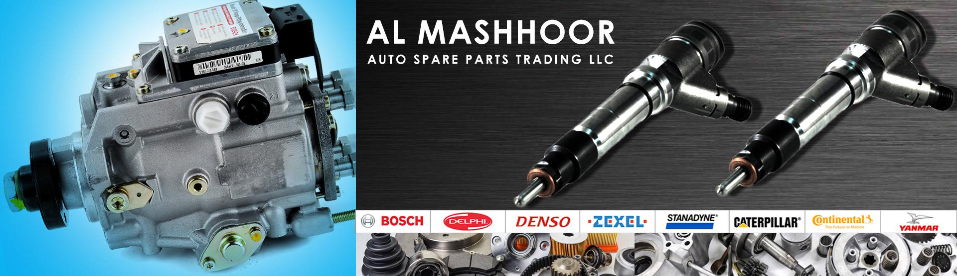 AL MASHHOOR AUTO SPARE PARTS TRADING LLC