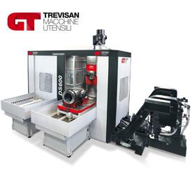 GT TREVISAN MACHINE TOOLS IN UAE