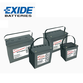EXIDE INDUSTRIAL BATTERY IN UAE