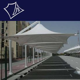 AL DAIEM CAR PARKING SHADES IN UAE