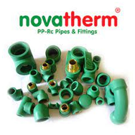 NOVATHERM PPR PIPES & FITTINGS IN UAE