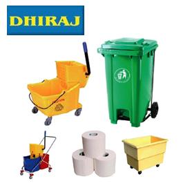 DHIRAJ CLEANING MATERIALS IN UAE