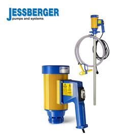 JESSBERGER PUMP SYSTEM IN UAE