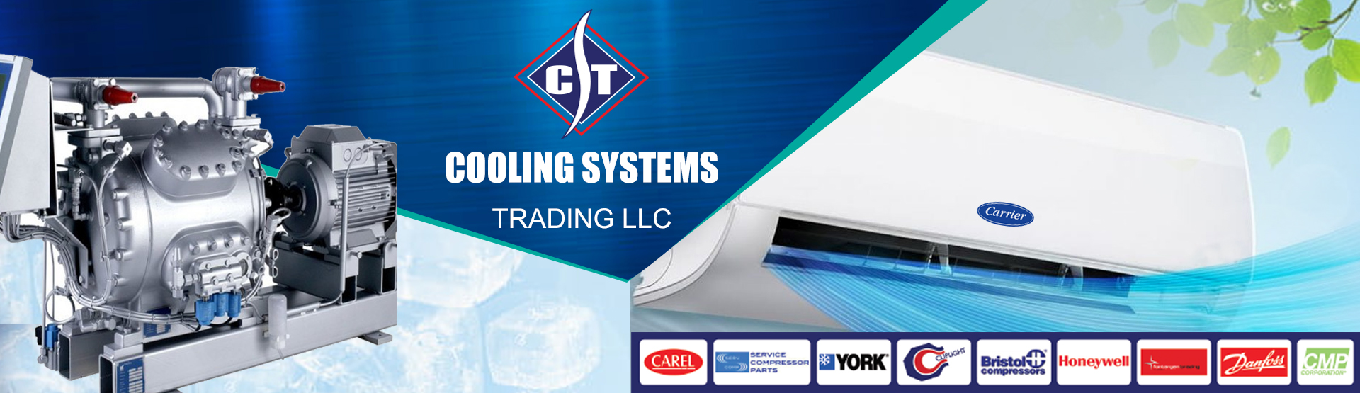 COOLING SYSTEMS TRADING LLC