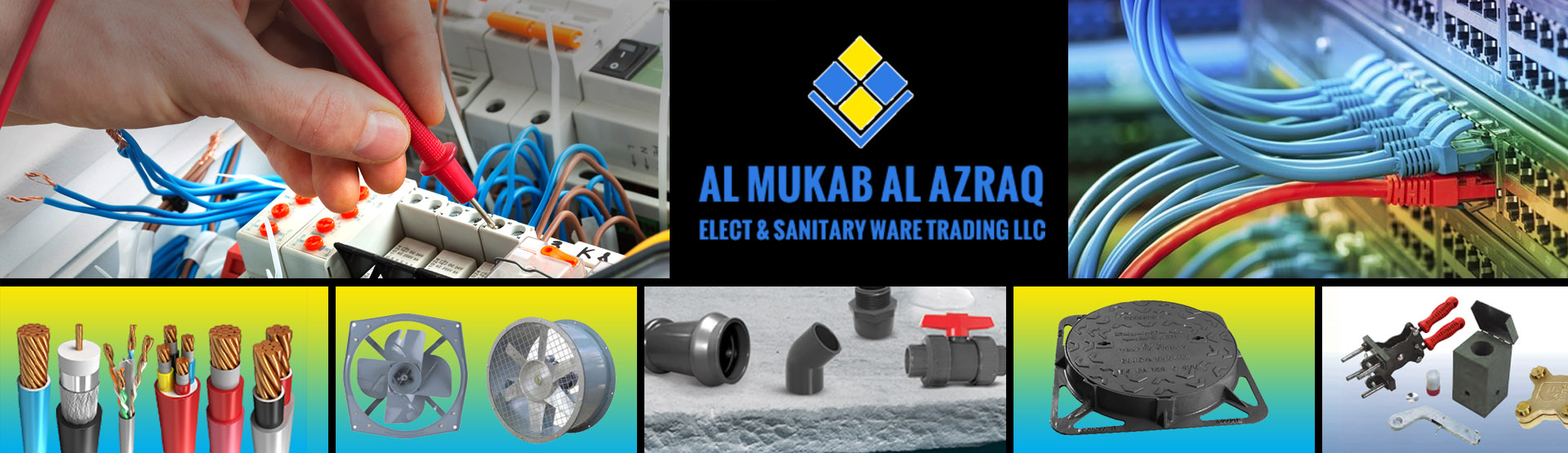 AL MUKAB AL AZRAQ ELECT & SANITARY WARE TR. LLC