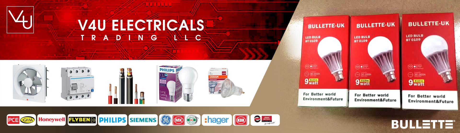 V4U ELECTRICALS TRADING LLC