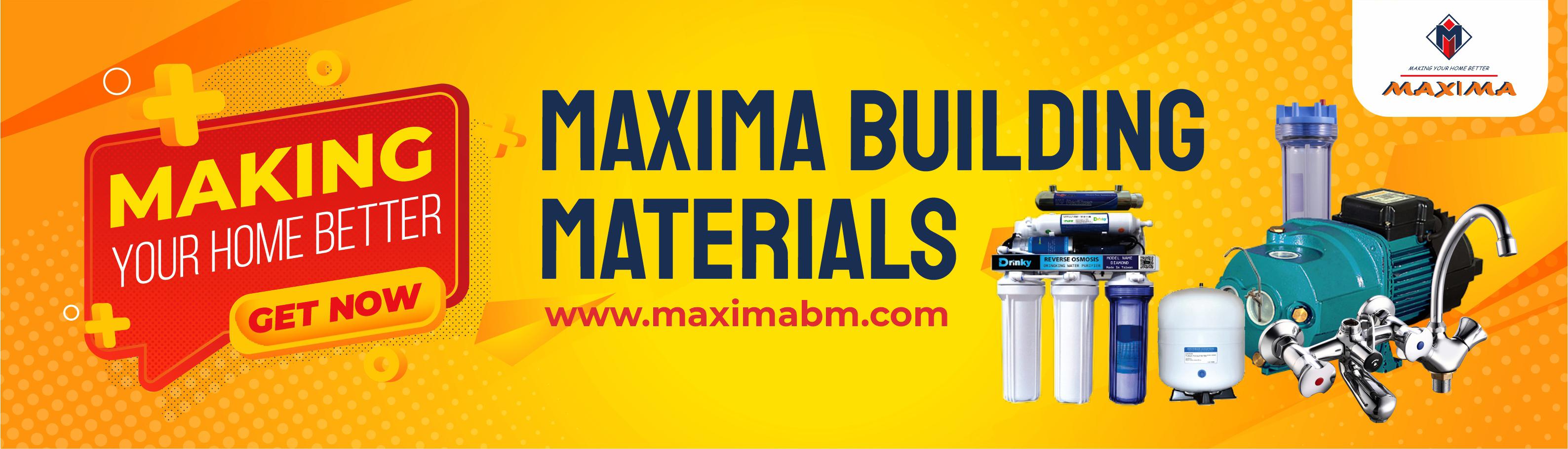 MAXIMA BUILDING MATERIALS TRDG LLC